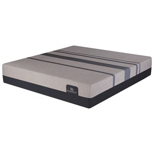 Queen Elite Lux Firm Gel Memory Foam Matt
