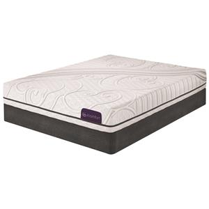 Serta iComfort Foresight Full Gel Memory Foam Mattress Set