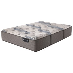 Serta iComfort Hybrid Blue Fusion 100 Firm Queen Firm Hybrid Mattress