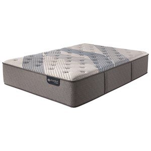 Serta iComfort Hybrid Blue Fusion 3000 Firm Queen Firm Hybrid Mattress