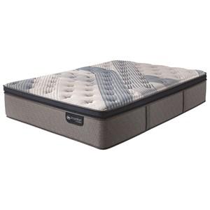 Queen Cushion Firm PT Hybrid Mattress