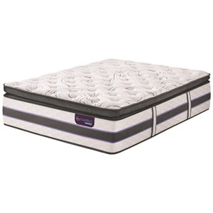 Serta iComfort Hybrid SmartSupport HB300Q Queen SmartSupport™ Cushion Firm Mattress