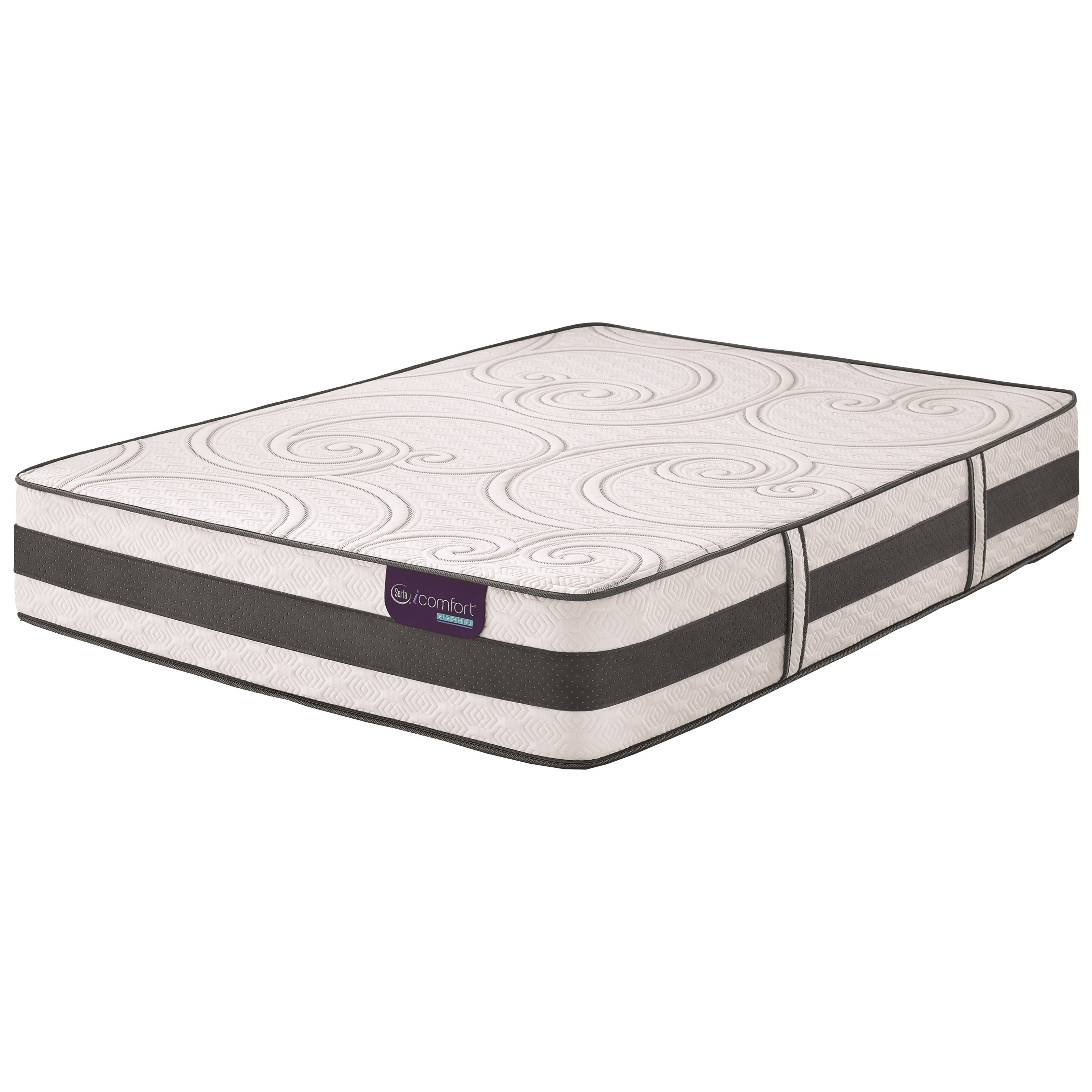 Serta iComfort Hybrid Philosopher Full Extra Firm Hybrid Mattress - Item Number: PhilosopherXF-F