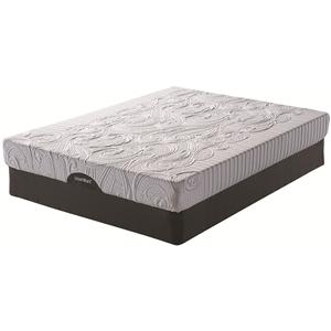 Serta iComfort Insight EverFeel Queen Mattress and ADJ Base Set