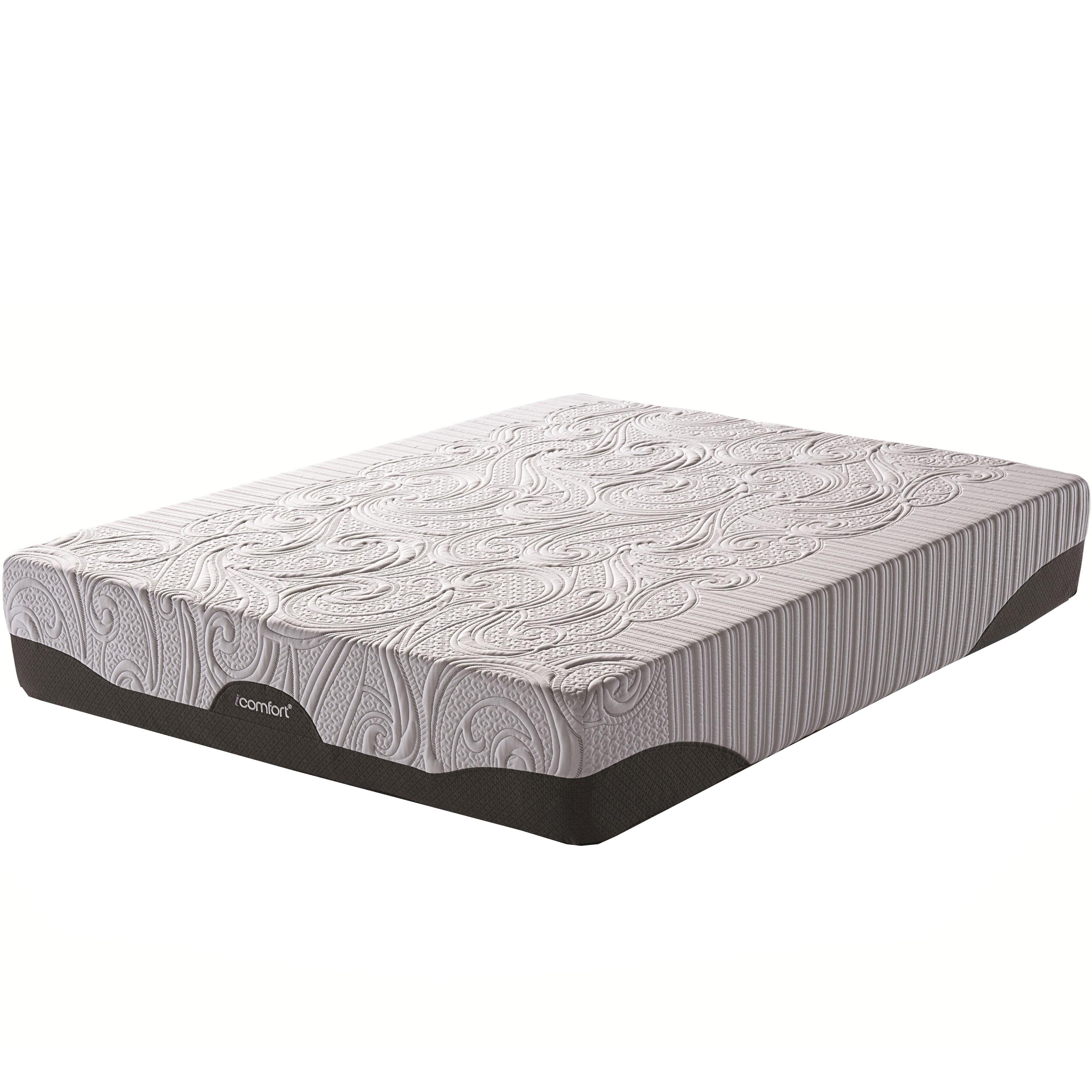 Serta iComfort® Savant EverFeel™ Plush King Mattress - Item Number: 823628K