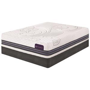 Serta iComfort SmartSupport F500 Cal King SmartSupport™ Memory Foam Mattress