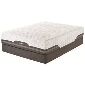Serta iComfort Vivacious EverFeel Queen Gel Memory Foam Mattress