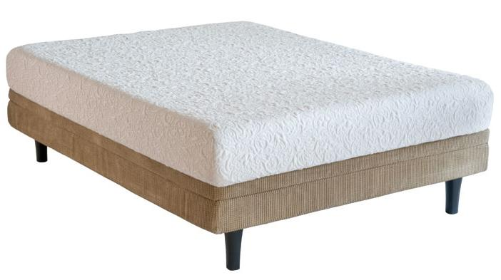 Serta iComfort Insight Queen Mattress and Box Spring - Item Number: 821048Q+823099Q