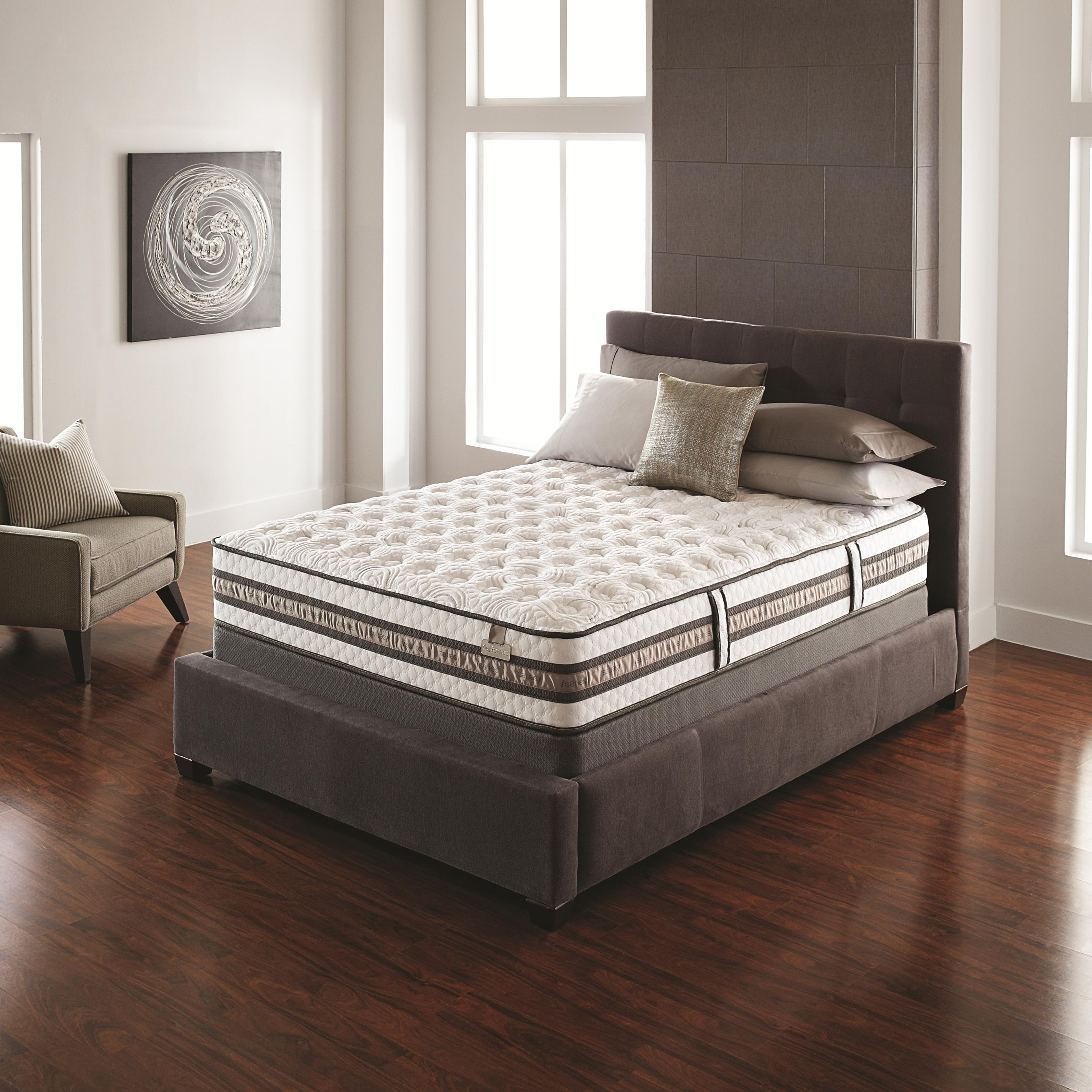 Serta iSeries Vantage Full Firm Mattress - Item Number: 400081F
