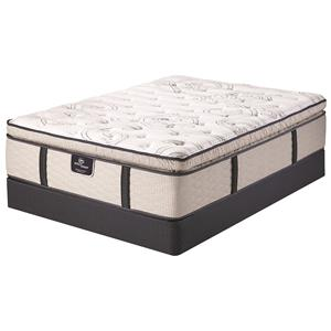 Serta Leverton IWC Perfect Sleeper Queen Super Pillow Top Mattress