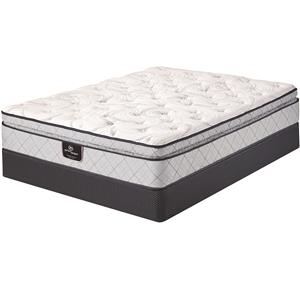 Serta Lockland  Full Super Pillow Top Set