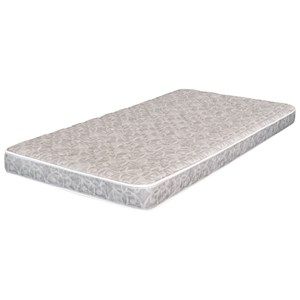 "Serta MS Emricson Firm Twin 5"" Firm Foam Mattress"