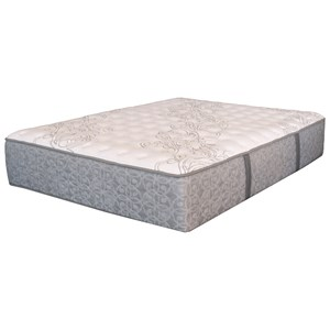 Queen Cushion Firm Pocketed Coil Adj Set