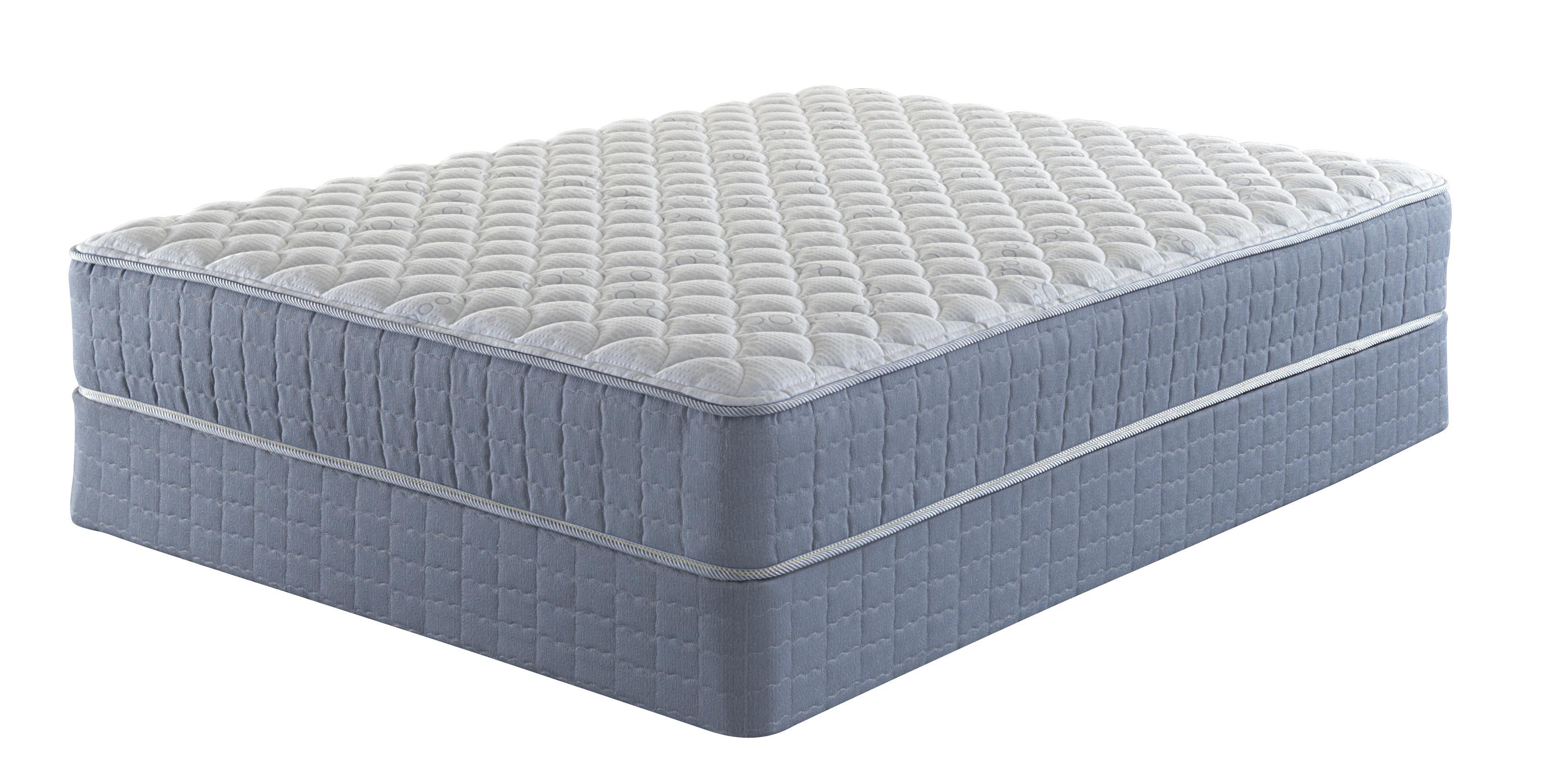 Serta Perfect Sleeper - Reedley Queen Firm Mattress Set - Item Number:  360261Q+270199Q