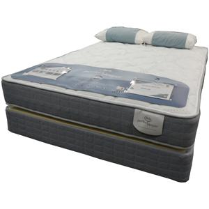 Serta Perfect Sleeper Gallant  Queen 2-Sided Plush Mattress