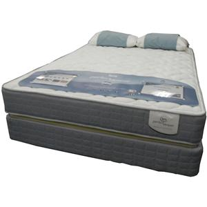 Serta Perfect Sleeper Gallant  Queen 2-Sided Firm Mattress