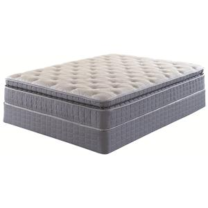 Serta Perfect Sleeper Glenbard  Twin Pillow Top Mattress