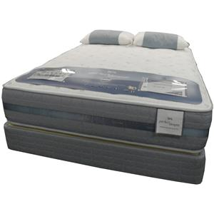 Serta Perfect Sleeper Huntington  Queen Plush 2-Sided Mattress
