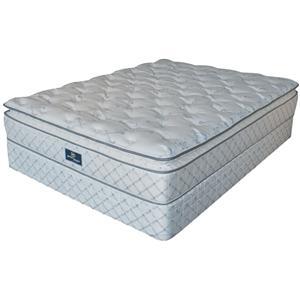 Serta Perfect Sleeper Sorento Twin Super Pillow Top Mattress