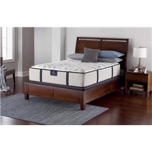 Serta Perfect Sleeper 2016 Queen Hickorby Crest Plush 2-Sided Mattress