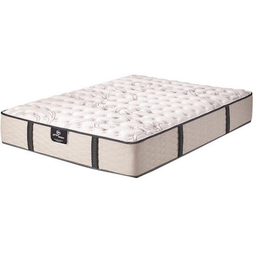 Serta PS 85th Anniversary Special Edition King Firm Mattress - Item Number: AnnivFirm-K