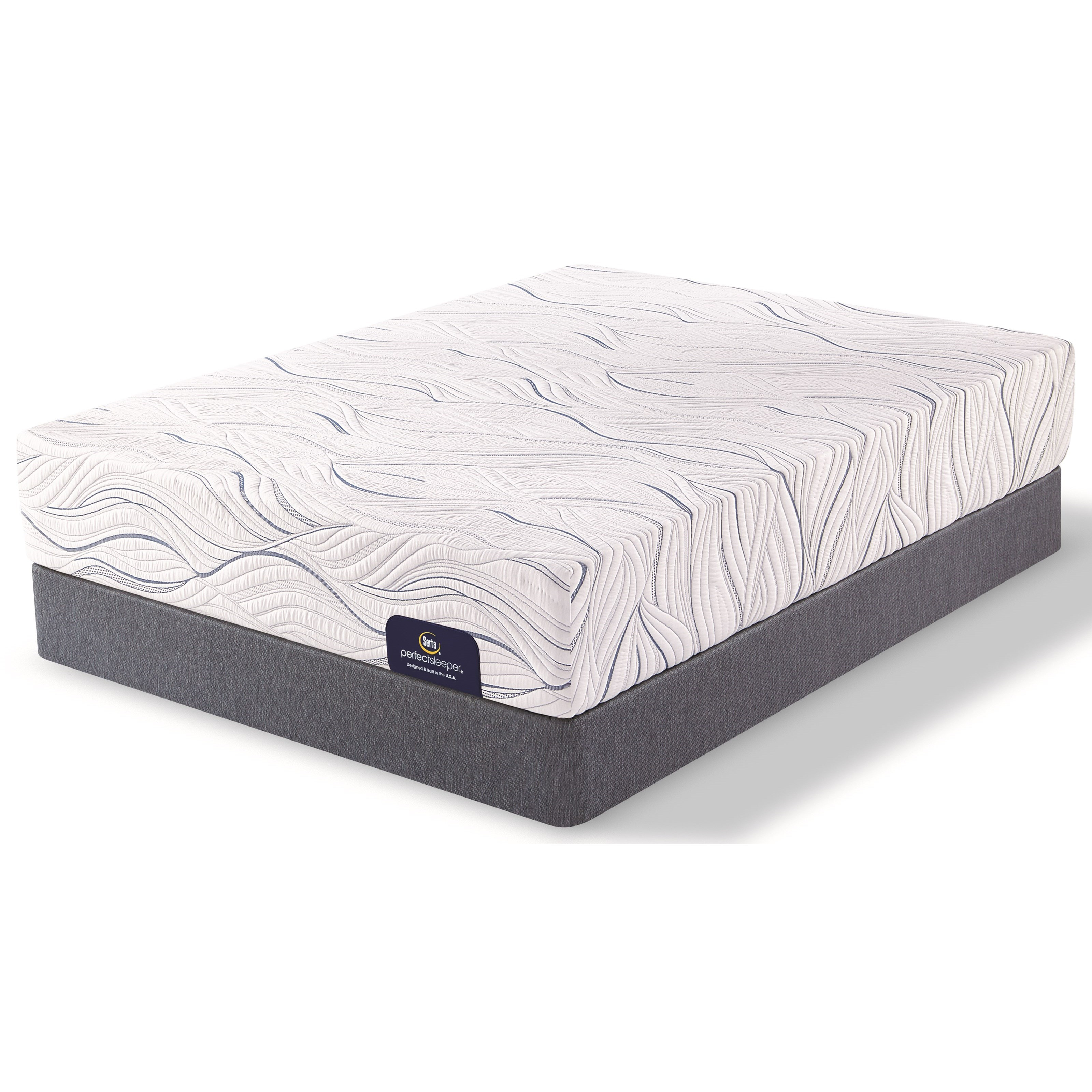 gentle hub blue serta matt the eps firm silo mattress ico kansas icomfort