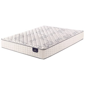 Serta Winncom Firm Twin Firm Pocketed Coil Mattress