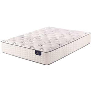 Serta Winncom Plush Twin Plush Pocketed Coil Mattress