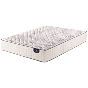Serta Richland Firm Twin Firm Pocketed Coil Mattress