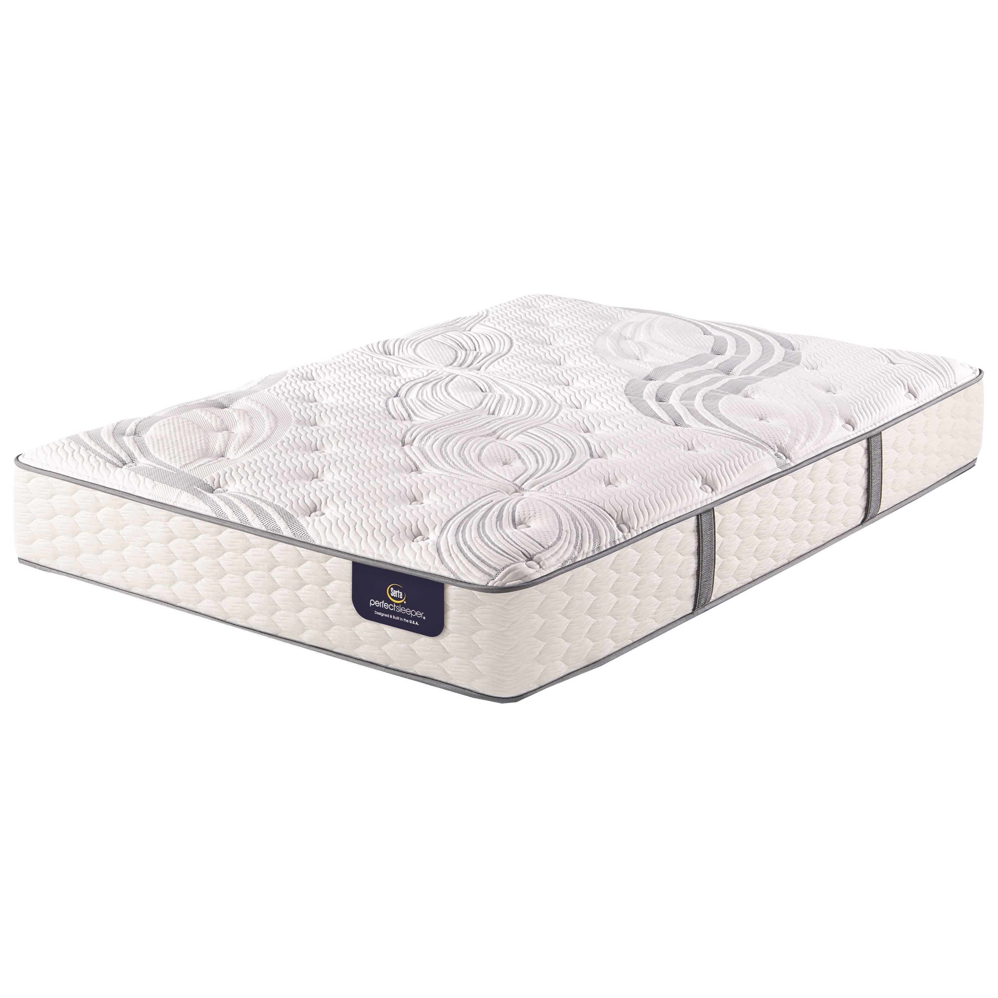 Serta Perfect Sleeper Elite Garleton Queen Luxury Firm Pocketed Coil  Mattress