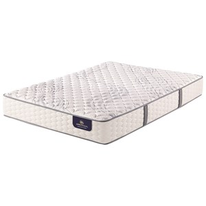 Serta PS Sandmist Firm King Firm Pocketed Coil Mattress