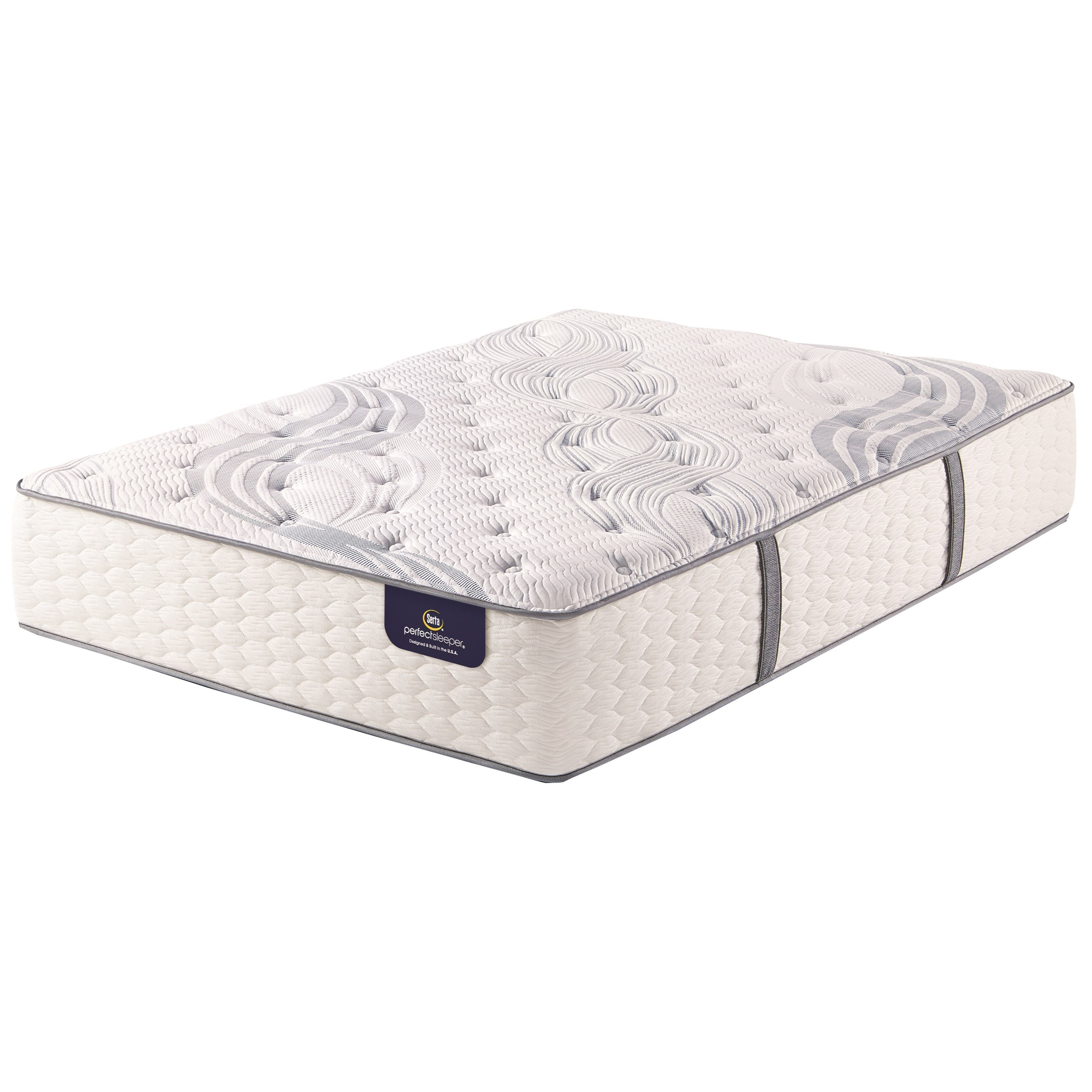 gentle firm memory blue products foam silo serta mattress ico icomfort