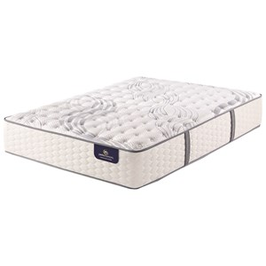 Serta Cleburne Luxury Firm Twin Luxury Firm Pocketed Coil Mattress