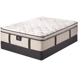Serta Allencrest Perfect Sleeper Queen Super Pillow Top Mattress