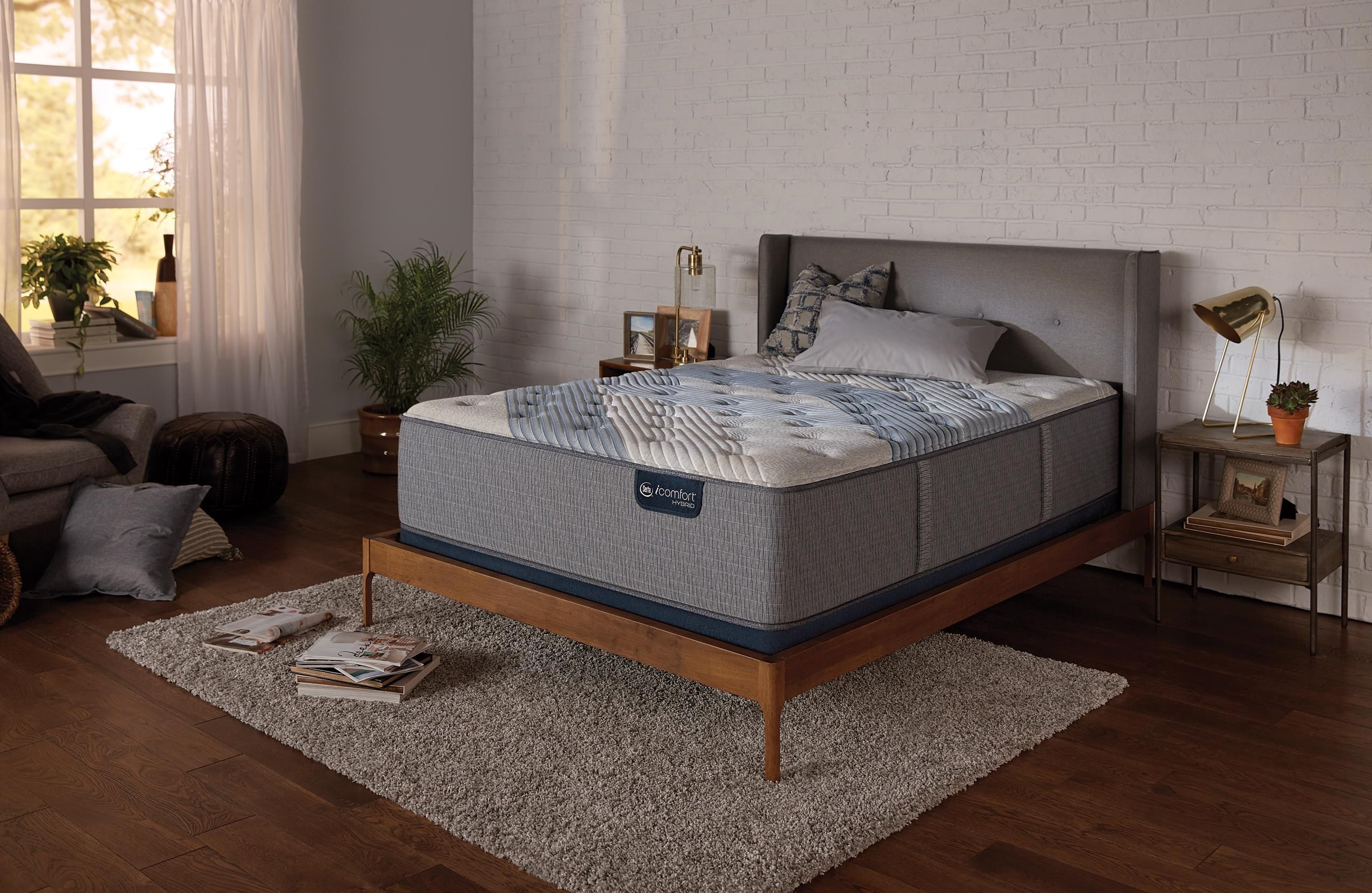 Queen iComfort BlueMax 1000 Cushion Firm