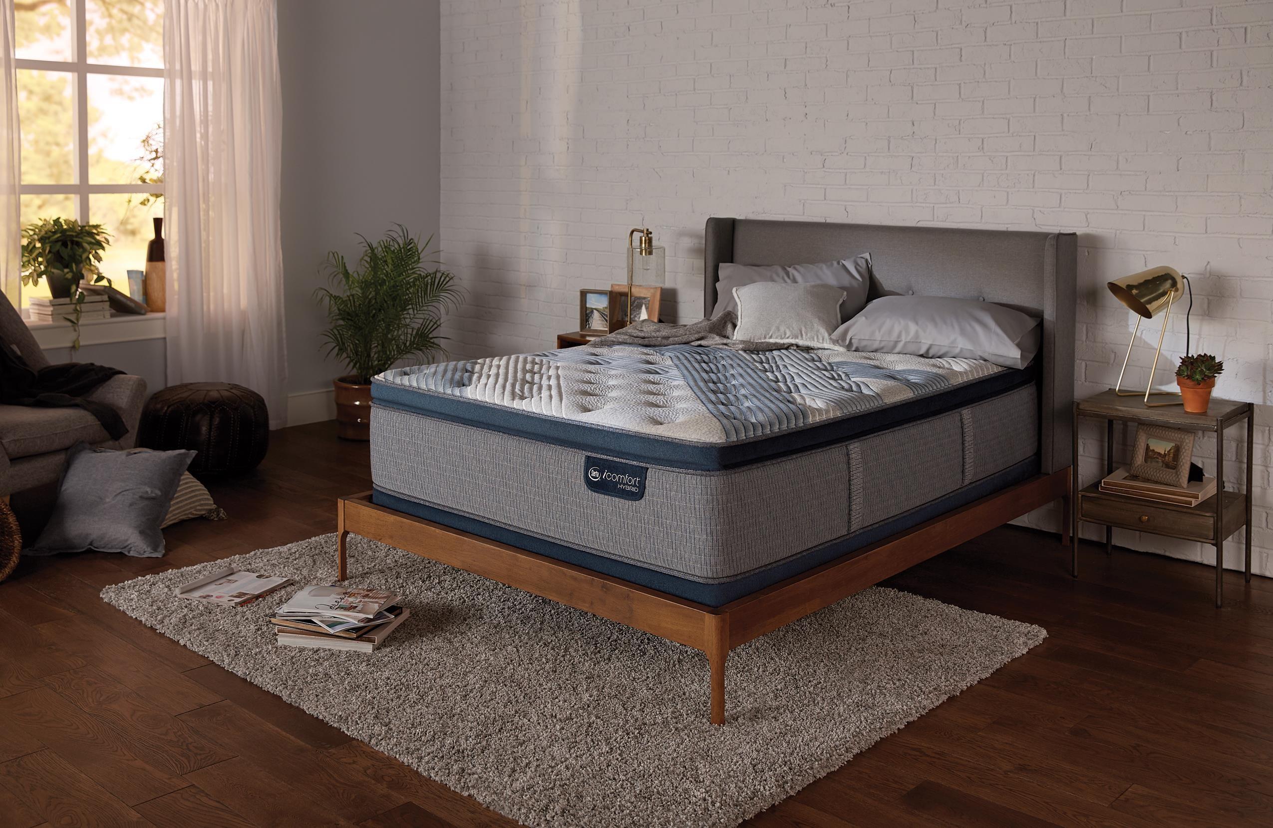 Queen iComfort BlueMax 1000 Plush