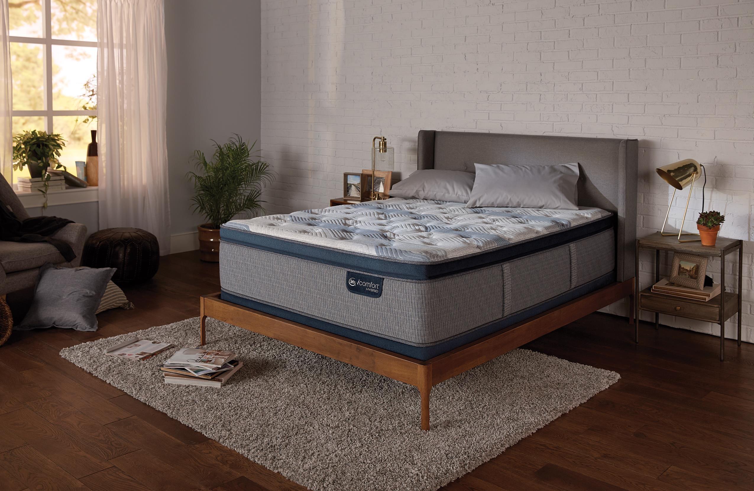Full iComfort Blue Fusion 300 Plush