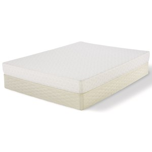 "Serta Fallview Foam King 7"" Memory Foam Mattress Set"