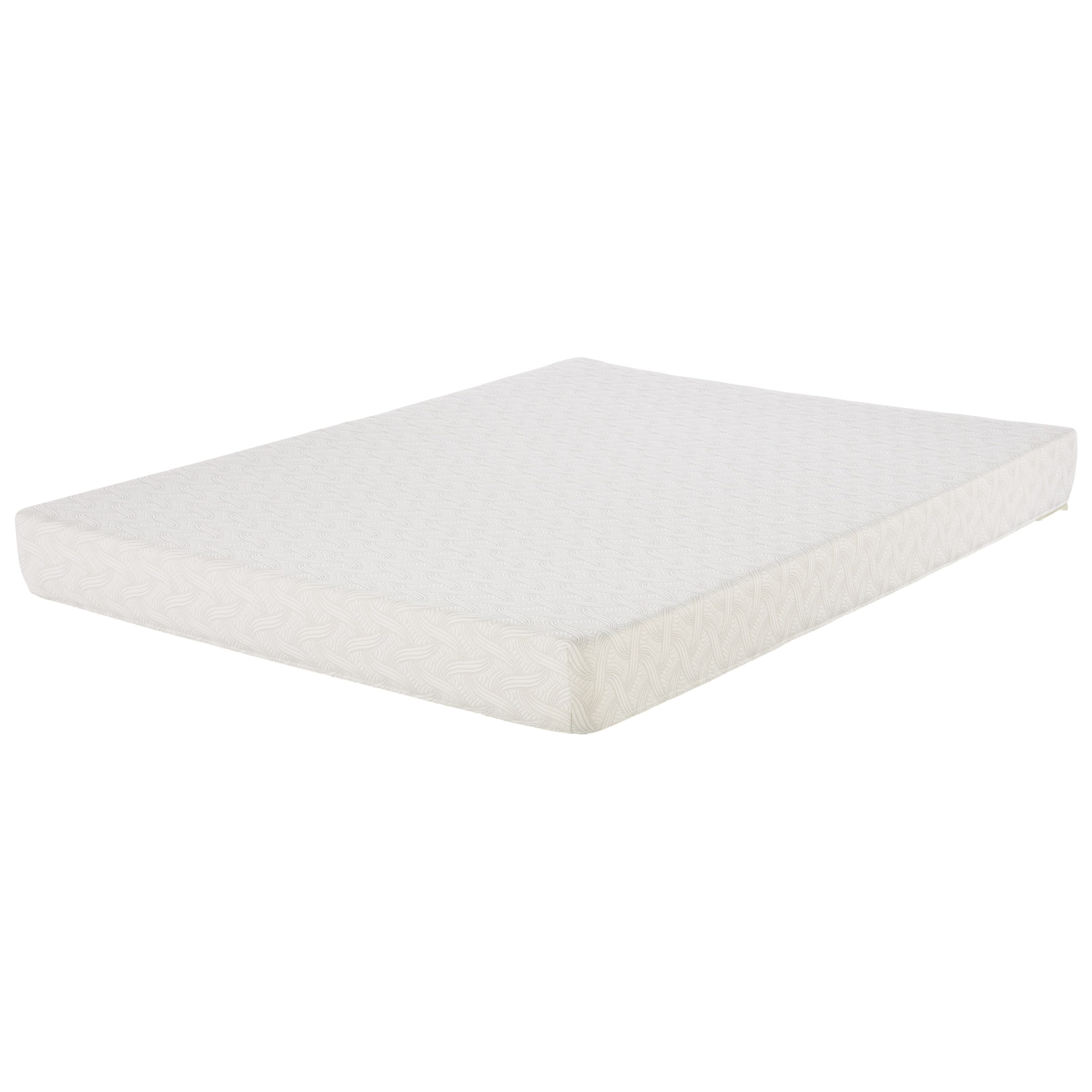 "Serta Feilding King 7"" Memory Foam Mattress Adj Set - Item Number: 500573287-1060+2x500826619-7520"