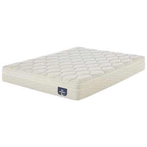 Serta Waitrose Euro Top Twin Euro Top Mattress