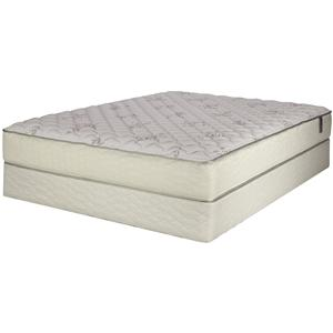 Serta Smart Choice Riverglen King Firm Mattress Set