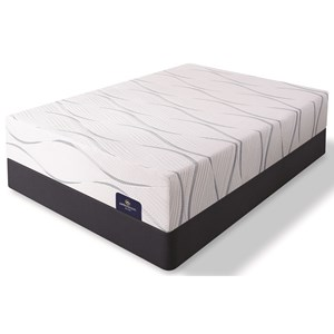 King Gel Memory Foam Mattress Set