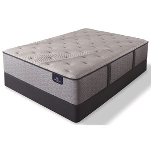 Twin Luxury Firm Pocketed Coil Mattress and 9