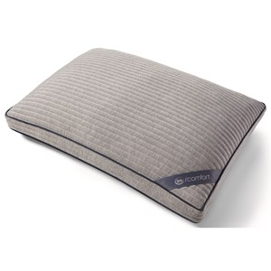 King TempActiv Scrunch Pillow
