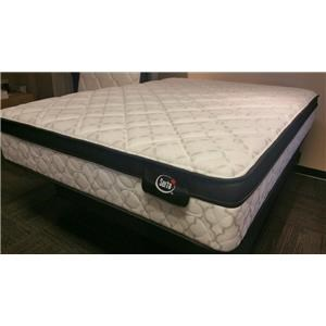 Serta Canada 850000706 Euro Top Firm Queen Mattress