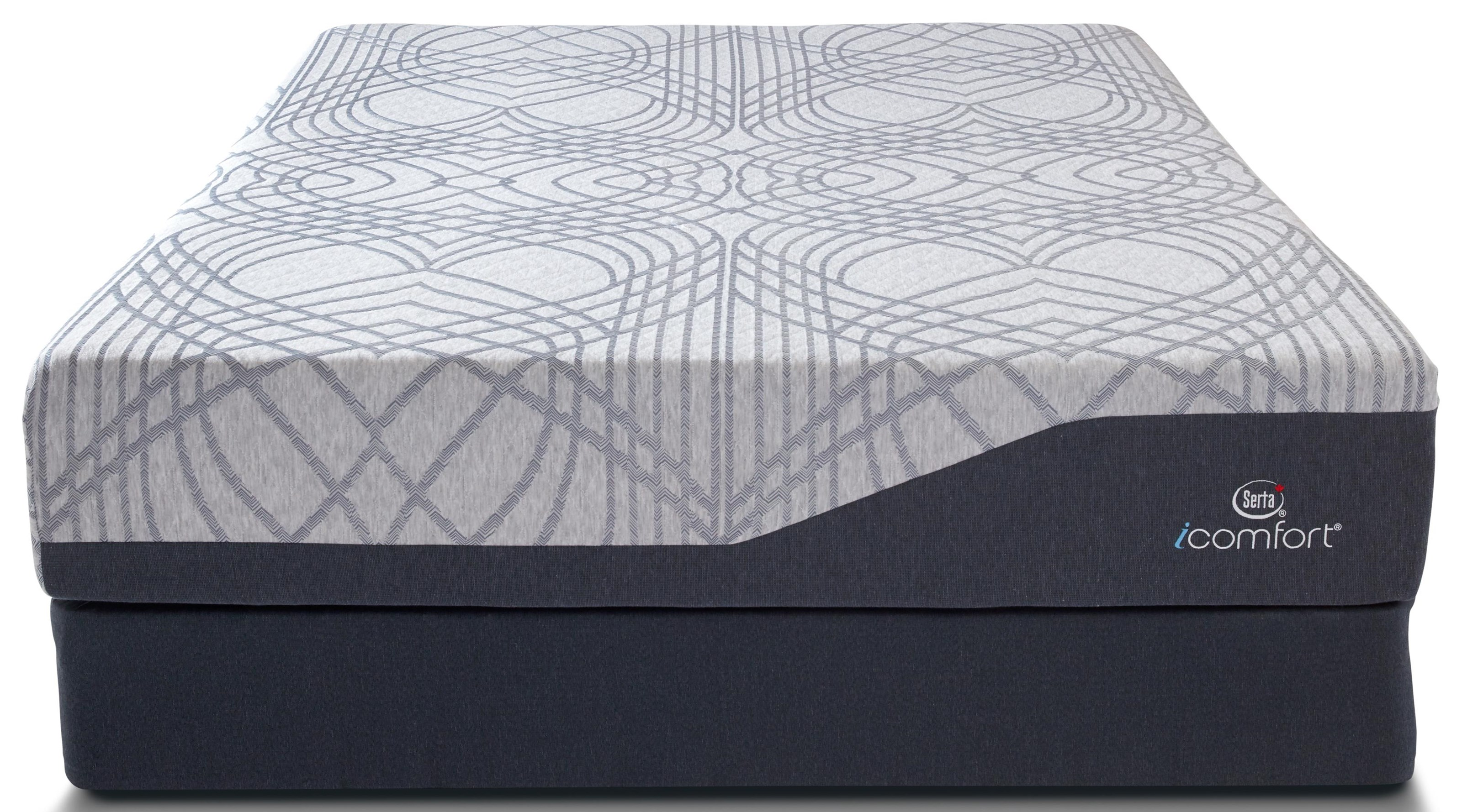 Finesse QN FINESSE I-COMFORT MATTRESS by Serta Canada at Stoney Creek Furniture
