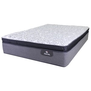 Serta Canada iSeries Madison Plush SPT Queen Plush SPT Hybrid Mattress