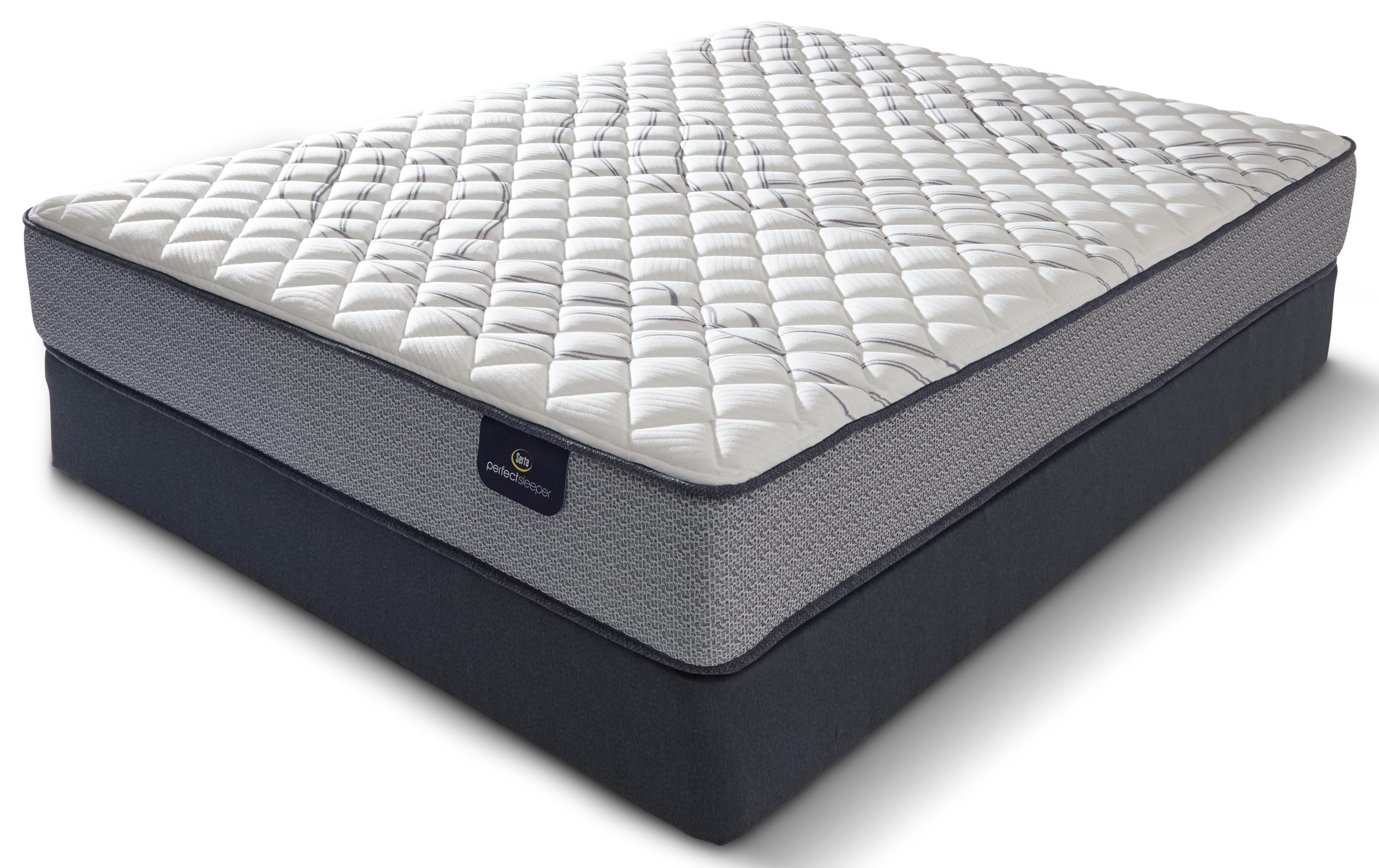 JAMES QN JAMES FIRM MATTRESS by Serta Canada at Stoney Creek Furniture
