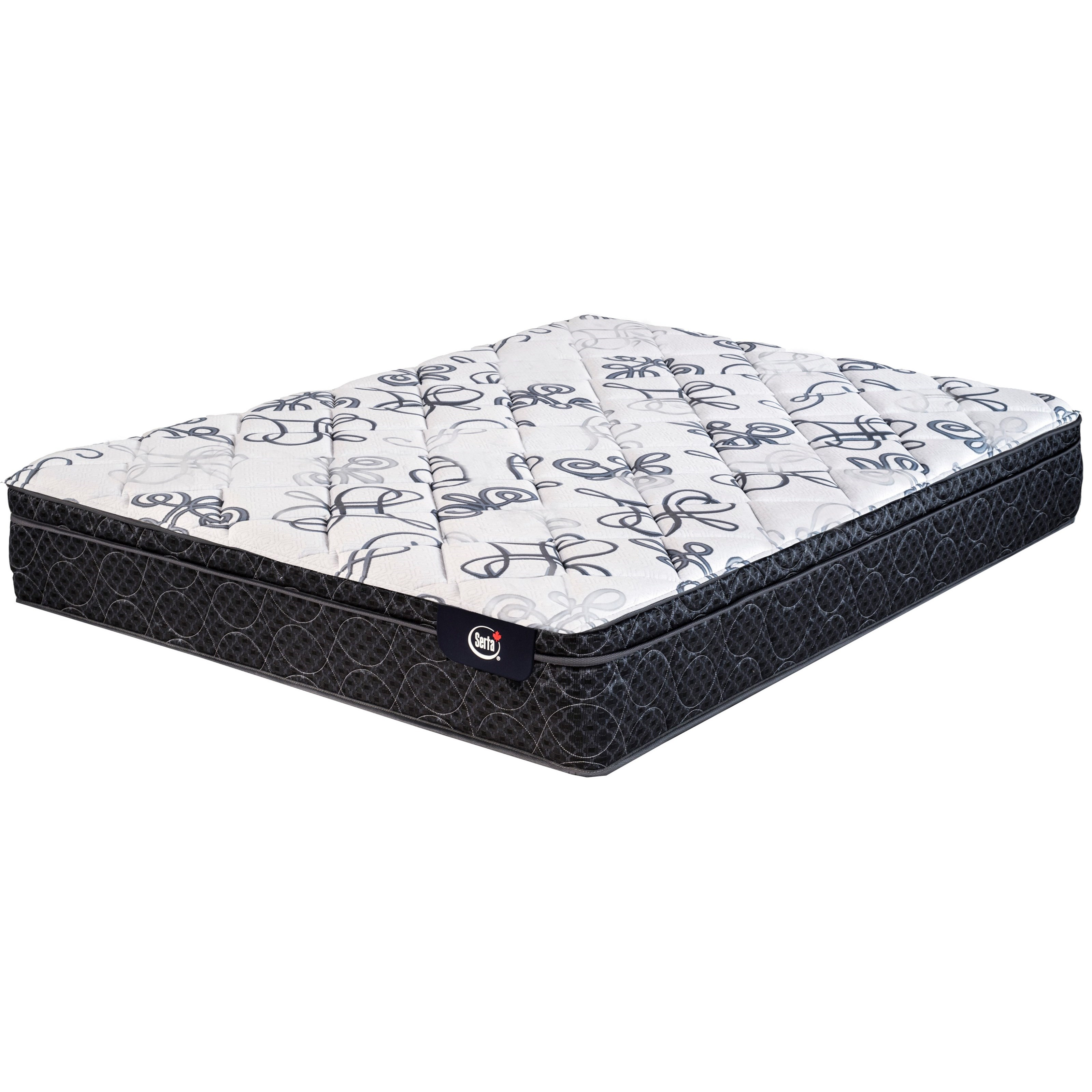 Mardi Gras Special Purchase Full Special Purchase Euro Top Mattress by Serta Canada at Stoney Creek Furniture