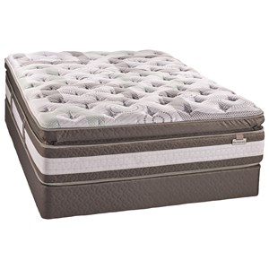 Serta Canada Transcendent II SPT King Super Pillow Top Hybrid Mattress